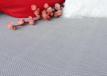 Alfombra PVC gris