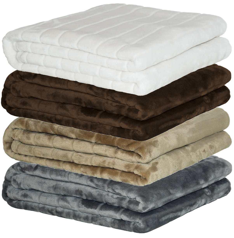 Manta de sofá varios colores