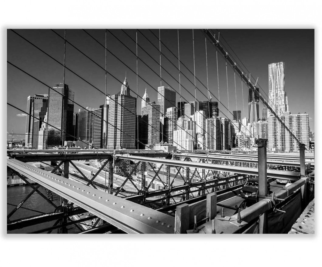 Cuadro fotográfico Nueva York