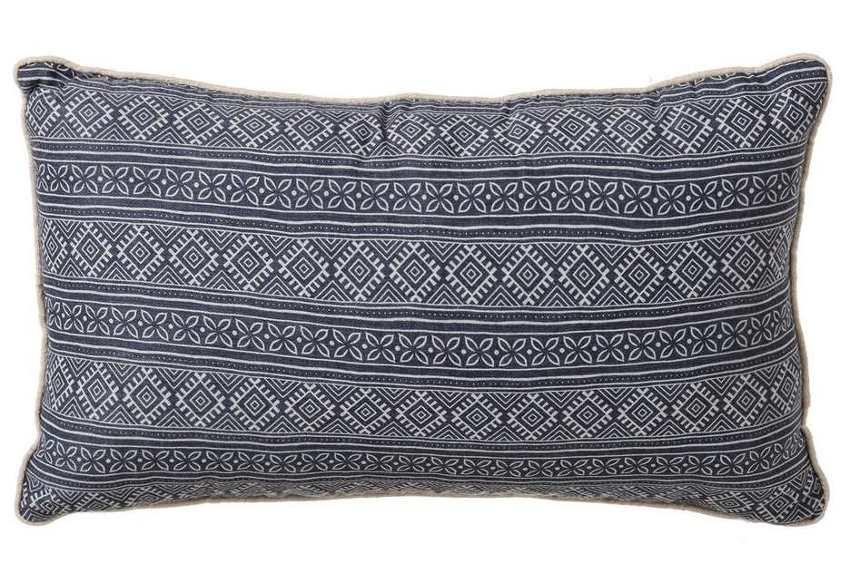 Cojín alargado de sofá o cama