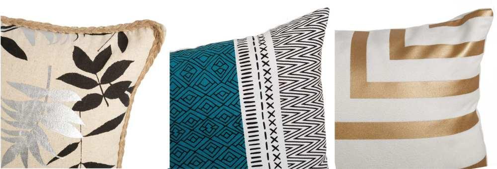 Cojines de sofá y cama