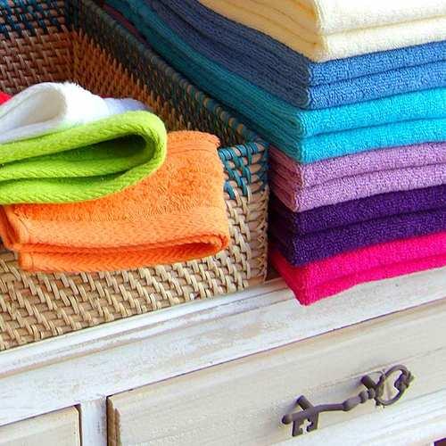 Toallas de baño y ducha