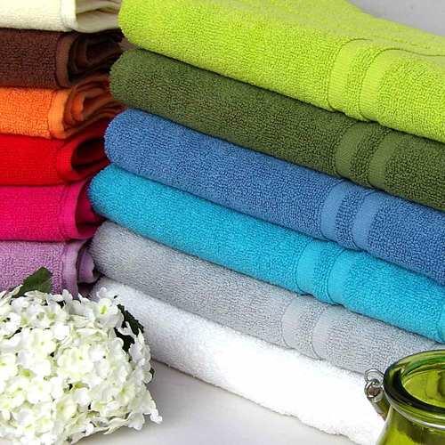 Toallas de algodón para baño