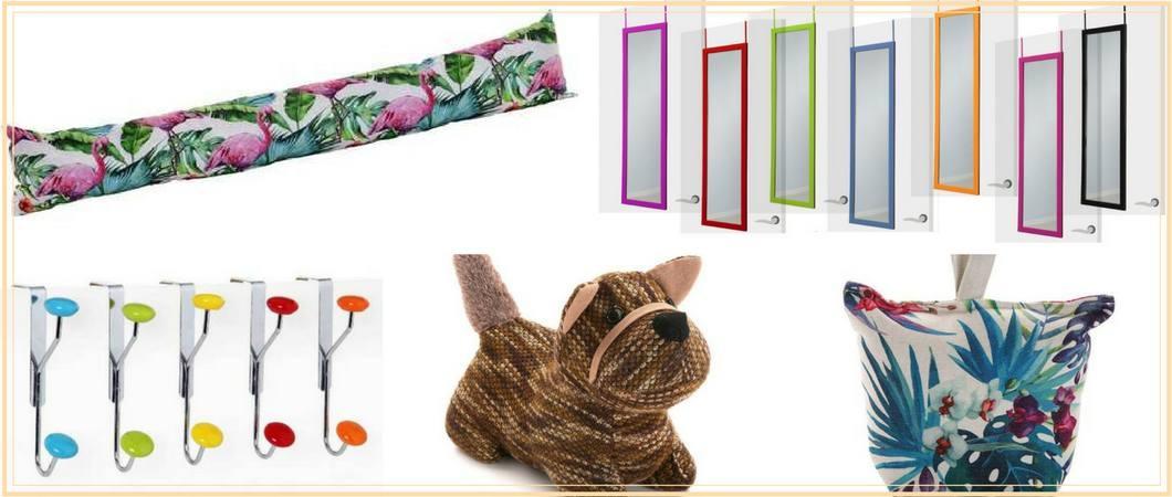 Accesorios de decoración para puertas