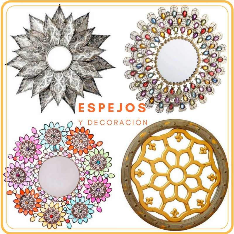 Espejos y decoración