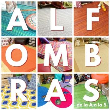 Diccionario de alfombras