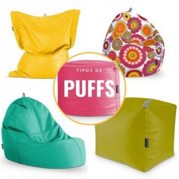 Tipos de puffs
