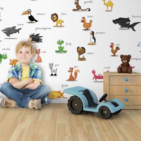Papeles pintados para niños