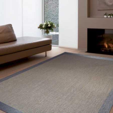 Decoración escandinava con alfombra vinlo
