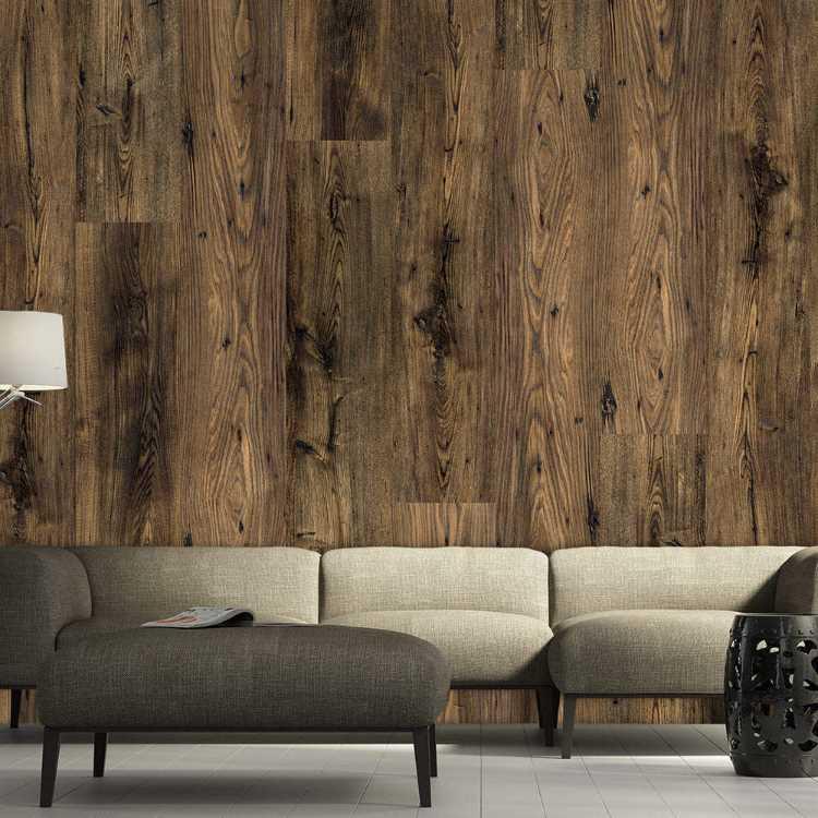 Papeles pintados textura madera