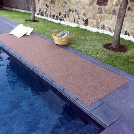 Alfombra de vinilo para piscinas