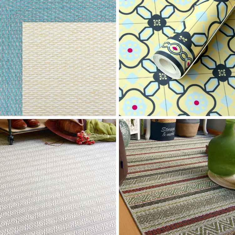 Guía: cómo distinguir los diferentes tipos de alfombras