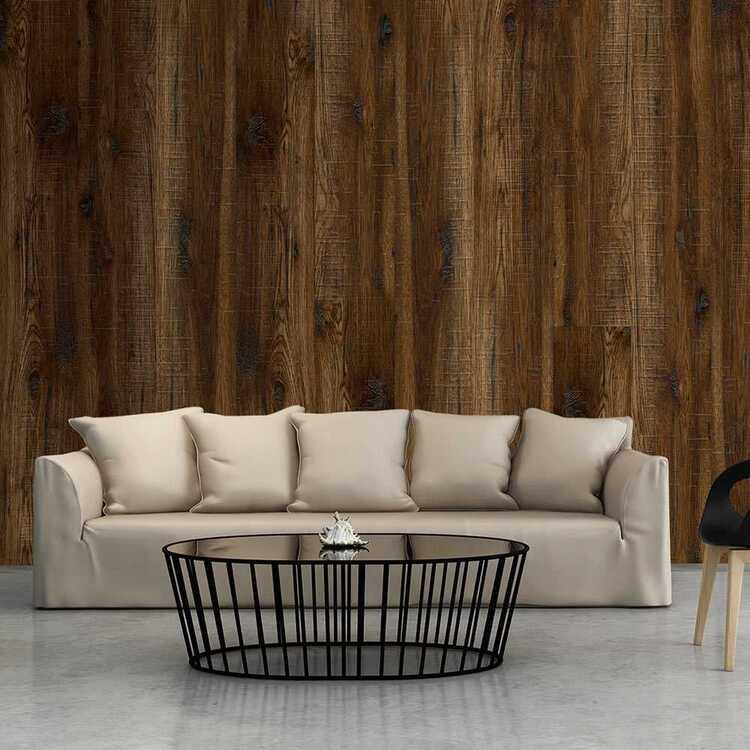 Papel pintado con textura de madera