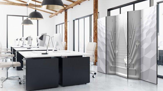 Biombo para oficinas