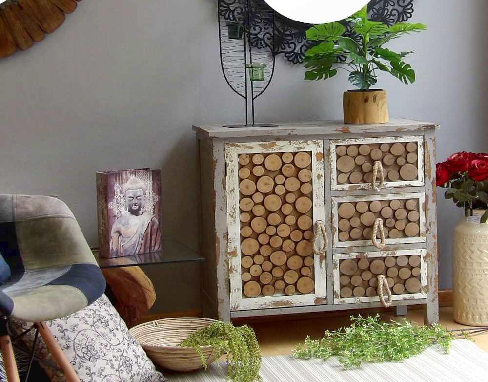 Decoración y mueble auxiliar