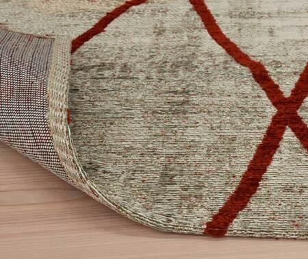 Textura de alfombra de chenilla