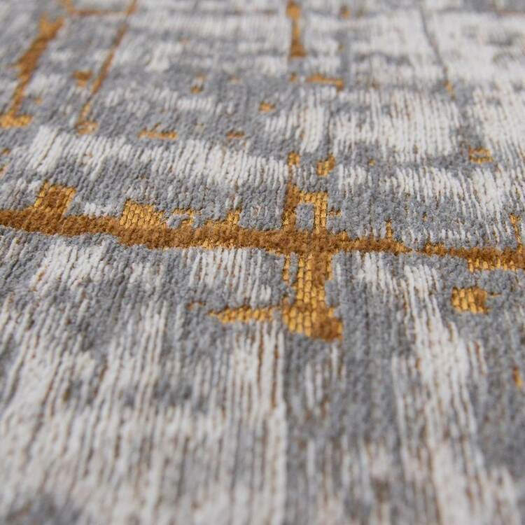 Relieve de alfombra de chenilla
